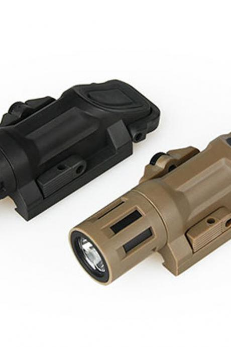 Short Version WML Tactical flashlight With Constant Momentary Strobe Flashlight
