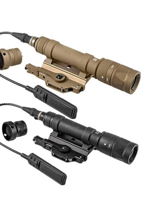 New Arrival Tactical M620V LED Flashlight For Hunting BWF-024