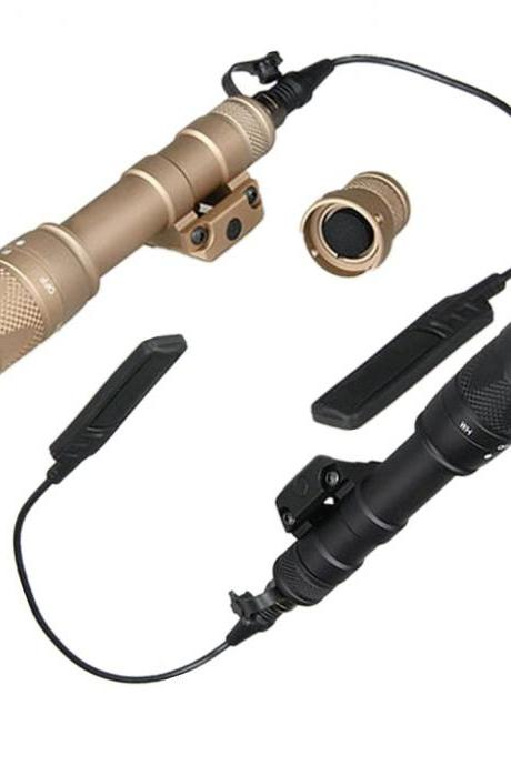 Hot Sale Tactical M600V LED Flashlight